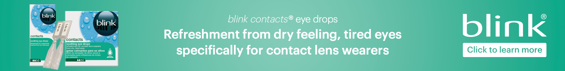 Blink Contacts Drops