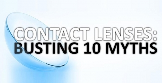 Busting 10 Contact Lens Myths