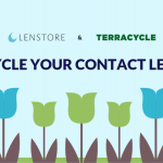 Recycling your contact lenses