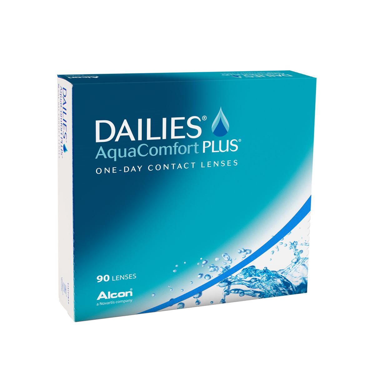 Lenstore Dailies Aqua Comfort Plus (90 lenses)