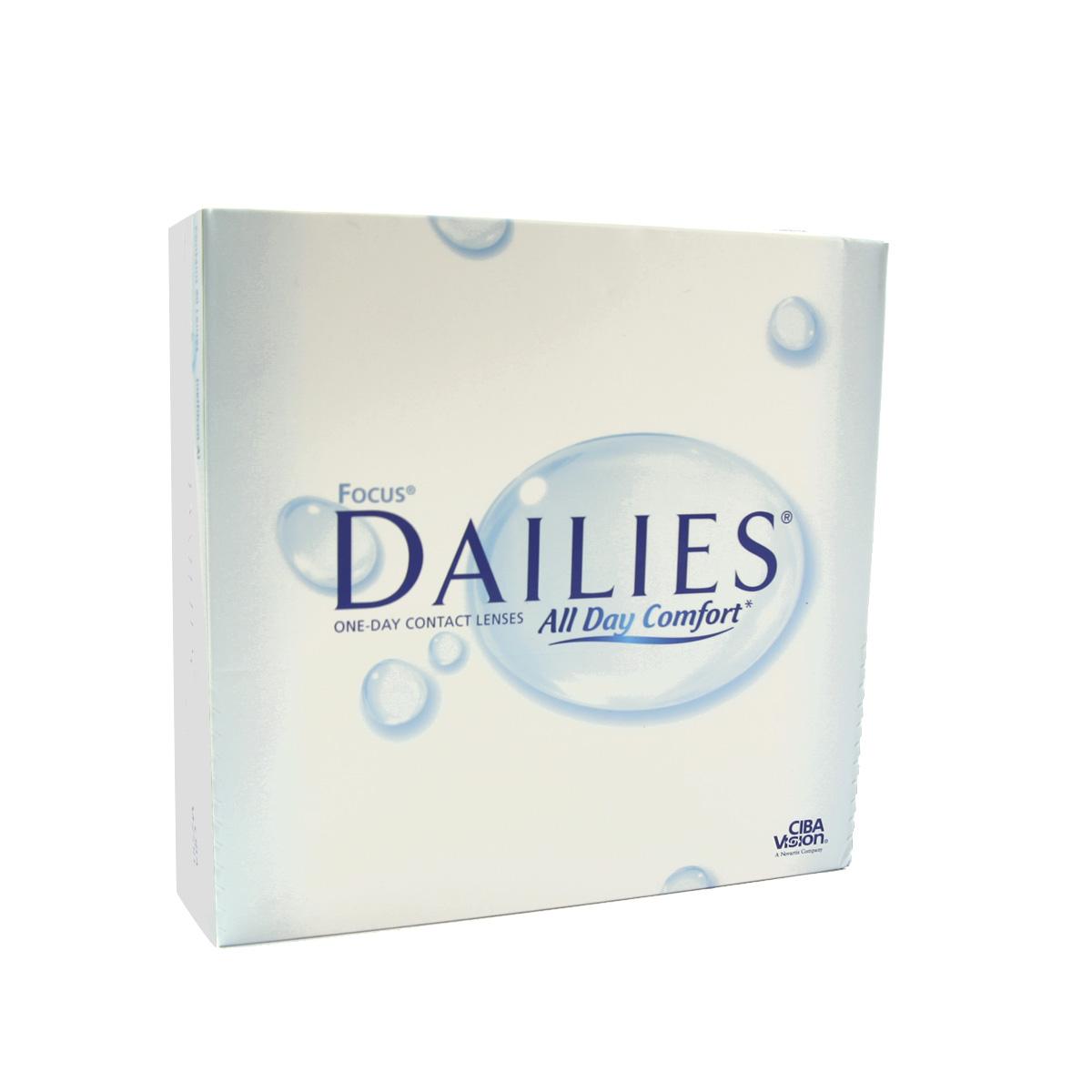 Lenstore Focus Dailies All Day Comfort (90 lenses)
