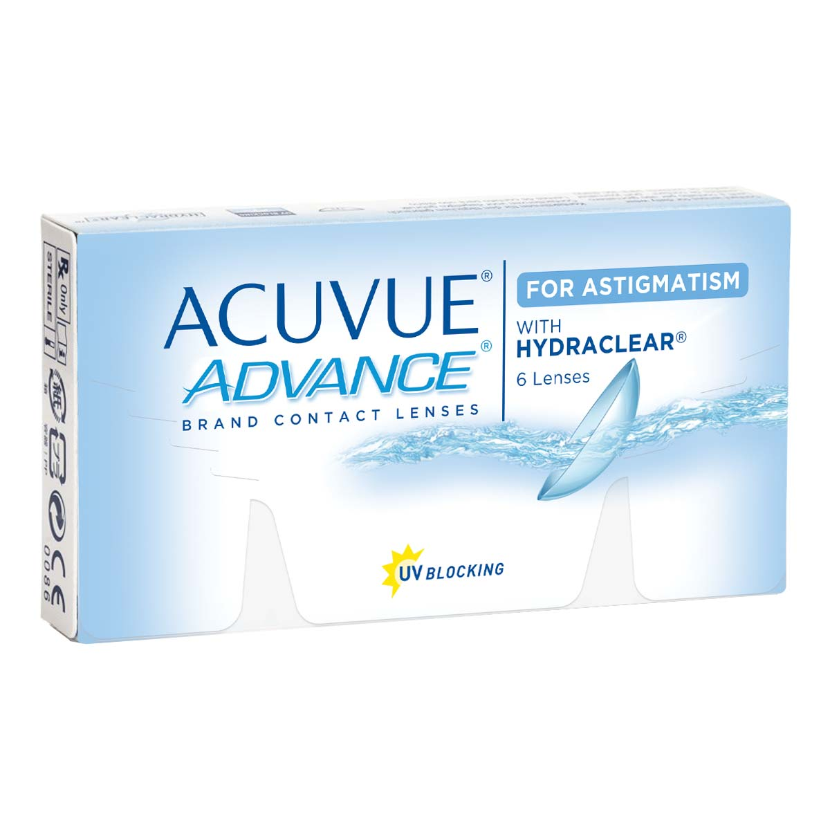 Lenstore Acuvue Advance for Astigmatism (6 lenses)