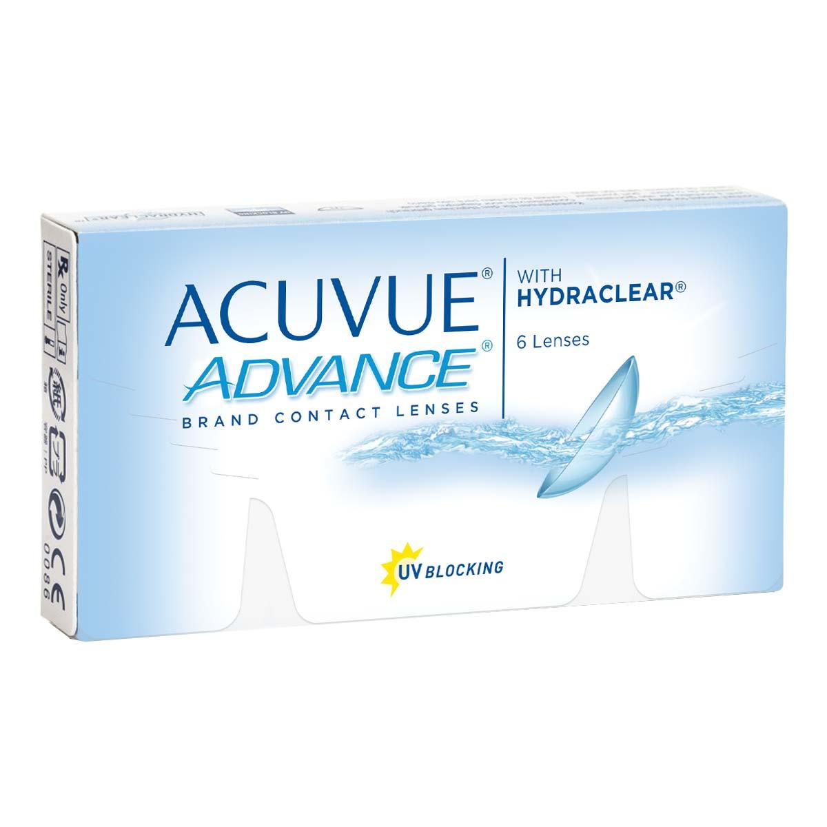 Lenstore Acuvue Advance (6 lenses)