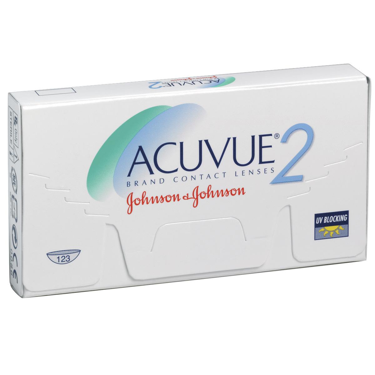 Lenstore Acuvue 2 (6 lenses)