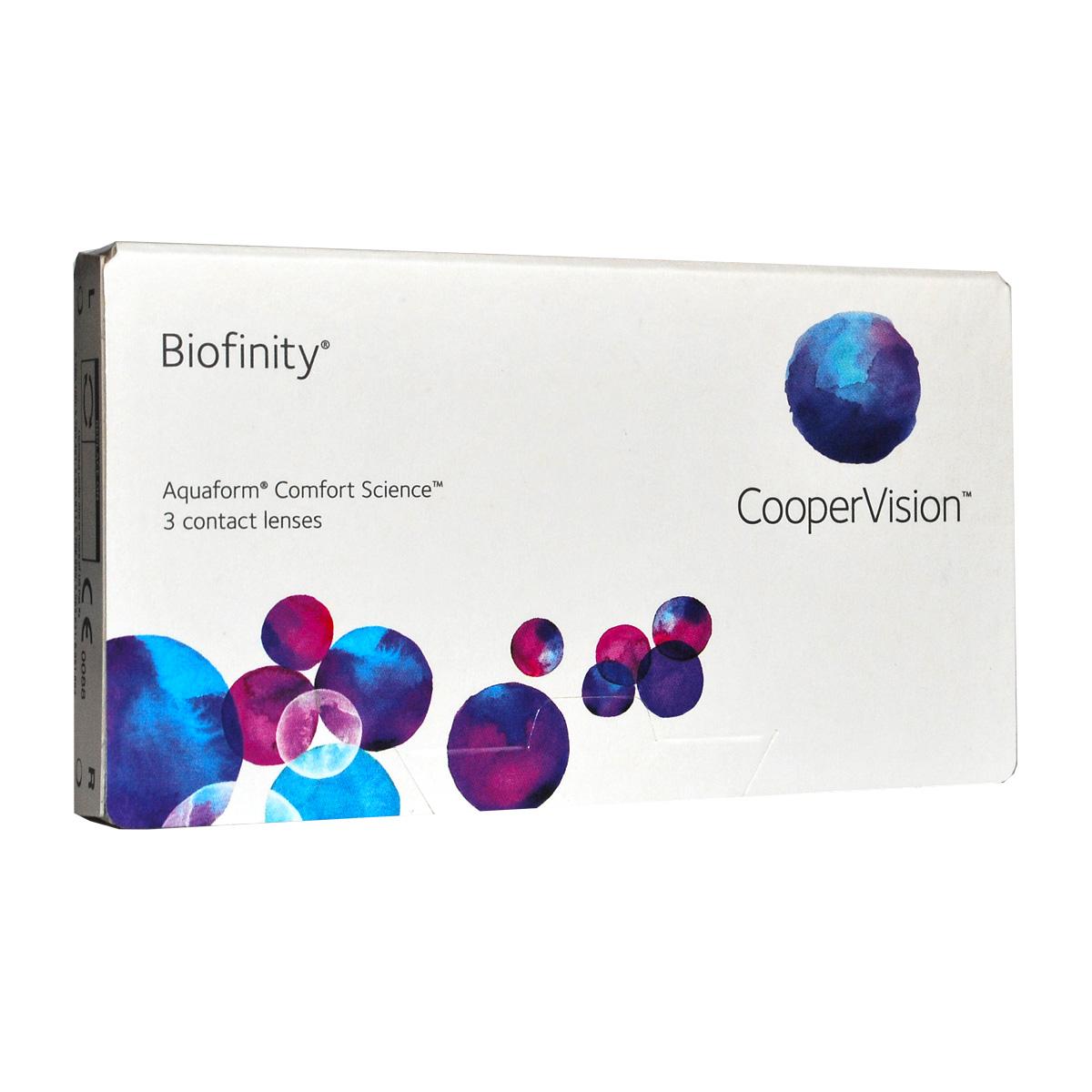 Lenstore Biofinity (3 lenses)