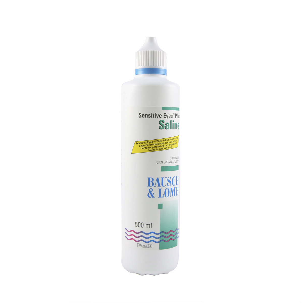 Lenstore Sensitive Eyes Plus - Saline (500ml)