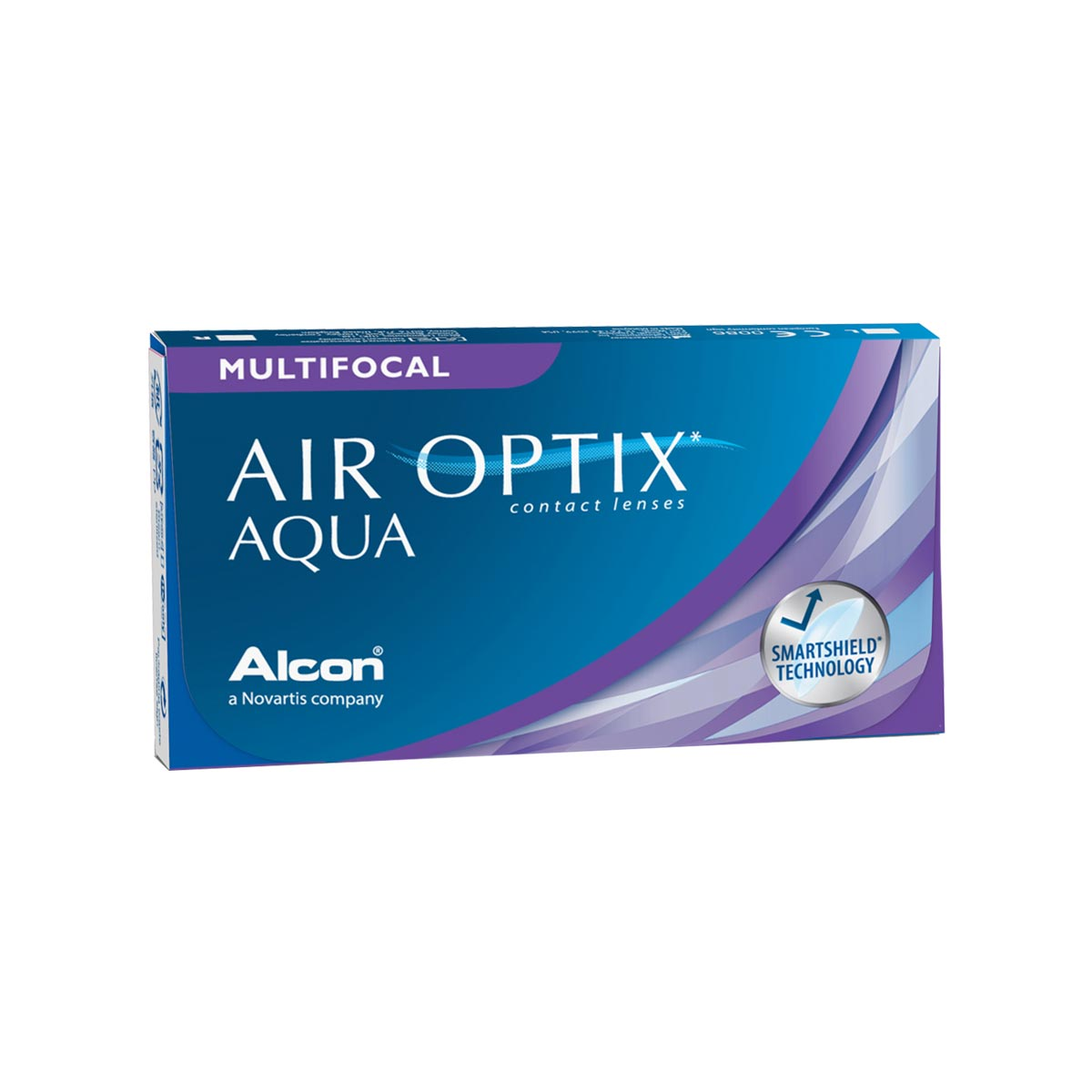 Air Optix Aqua Multifocal (3 lenses)