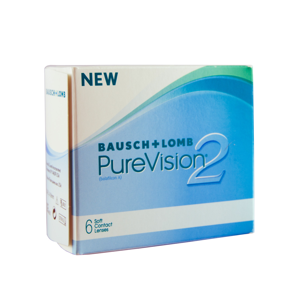 Purevision 2 HD (6 lenses)