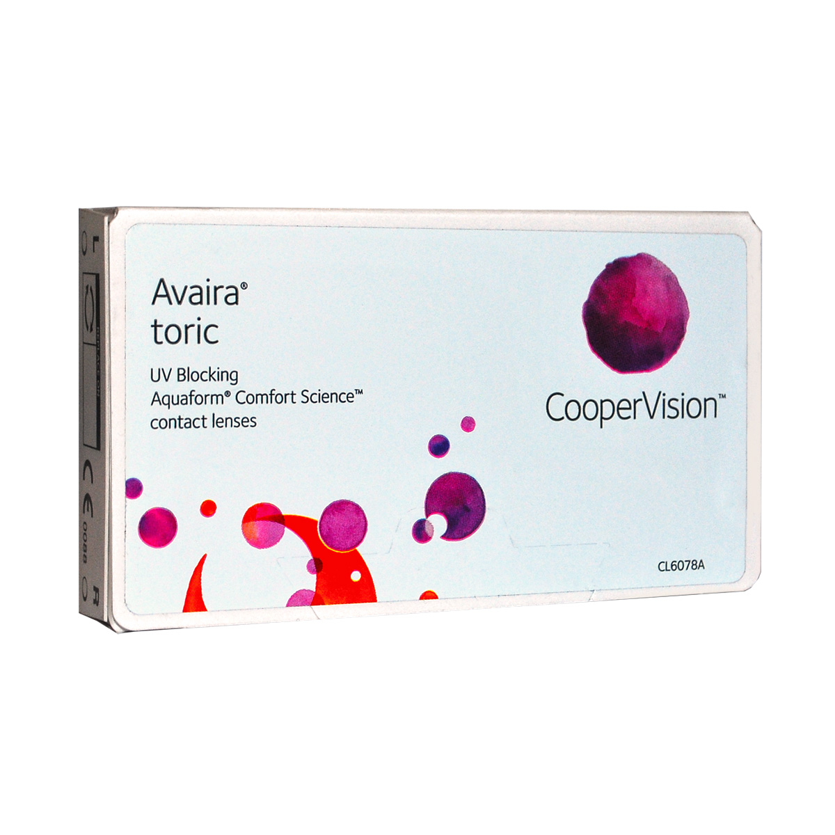 Lenstore Avaira Toric (3 lenses)