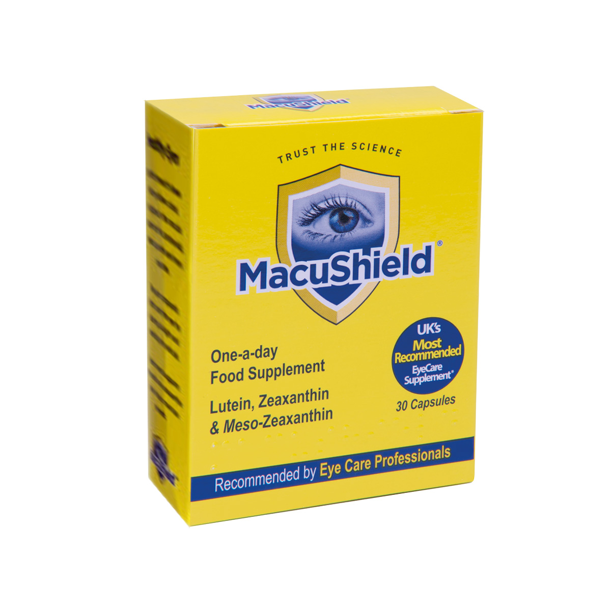 Contact lenses MacuShield (30 capsules)