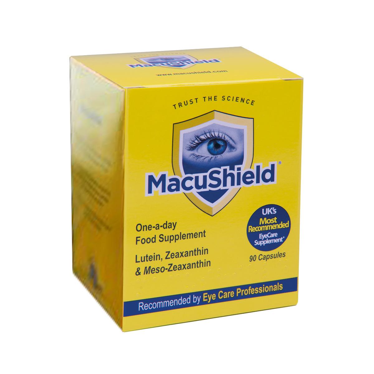 Lenstore MacuShield (90 capsules)