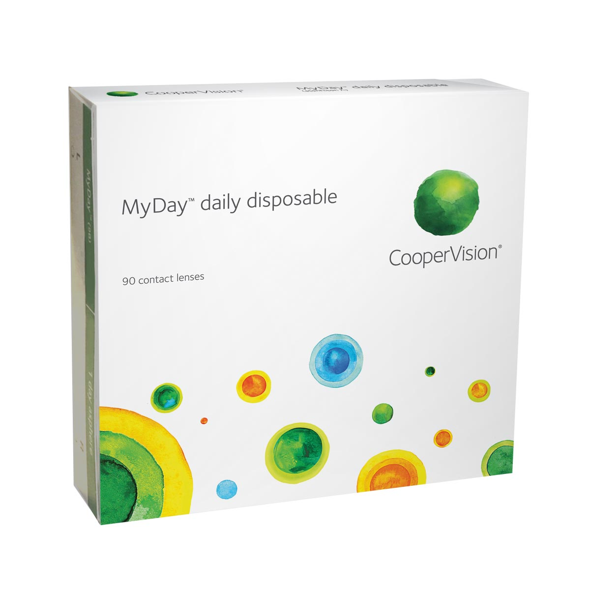 Contact lenses MyDay (90 lenses)