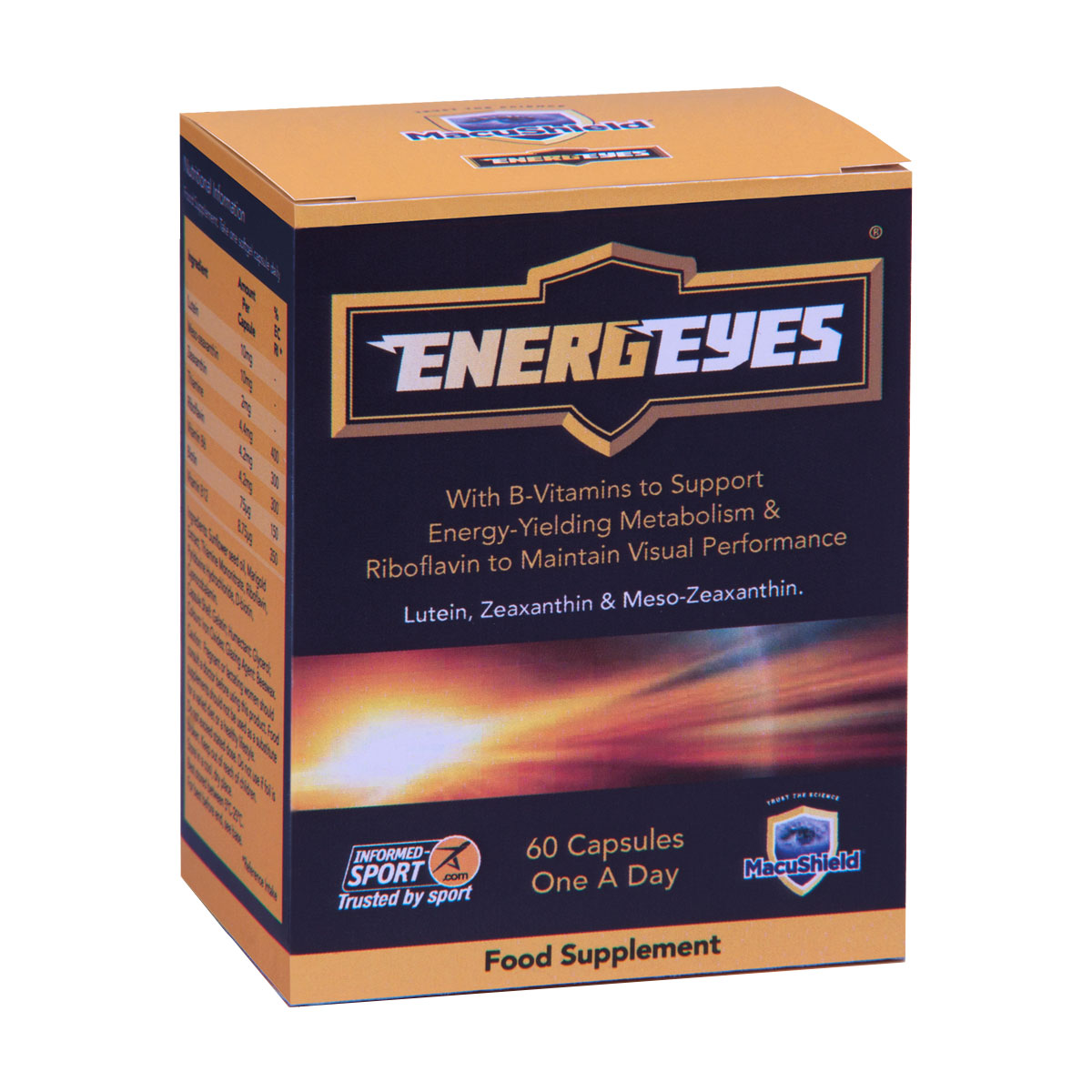 Lenstore EnergEyes (60 capsules)