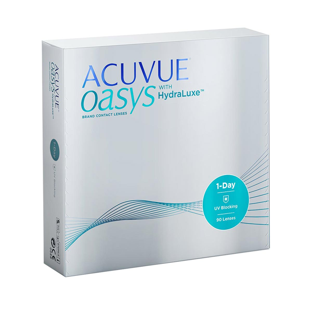 Contact lenses Acuvue Oasys 1 Day 90 Pack