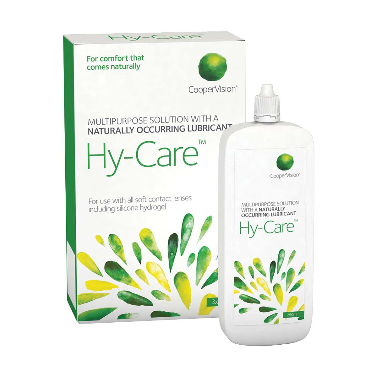 Contact lenses Hy-Care 3*250ml