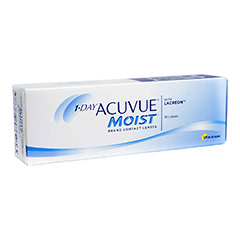 1 Day Acuvue Moist Contact Lenses With Lacreon