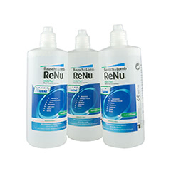 ReNu Multi Plus Triple Pack