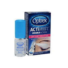 Optrex ActiMist Double Action Dry and Tired Eyes Spray