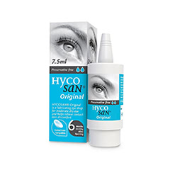 Hycosan Eye Drops