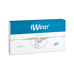 iWear Air Contact Lenses