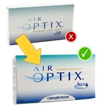 Air Optix (3 lenses)