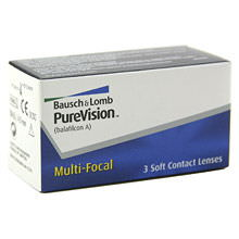 PureVision Multi-Focal (3 lenses)