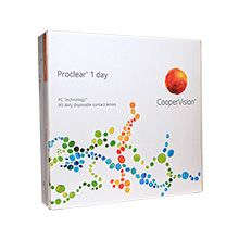 Proclear 1 Day (90 lenses)