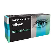 Soflens Natural Colors (2 lenses)