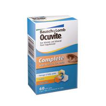 Ocuvite Complete (60 tablets)