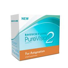 PureVision 2 HD for Astigmatism (6 lenses)