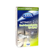 Optrex ActiMist 2in1 Tired Eye Spray (10ml)