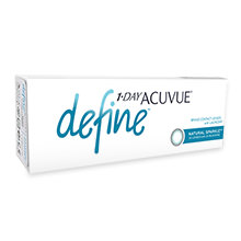 1 Day ACUVUE Define - Natural Sparkle (30 lenses)