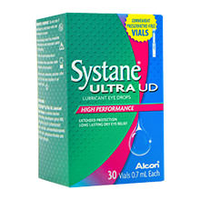Systane Ultra Eye Drops - Vials (30*0.7ml)