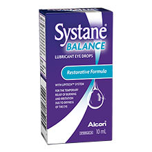 Systane Balance Lubricant Eye Drops (10ml)