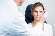 Eye Examination Room