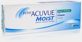 ACUVUE MOIST® contact lenses